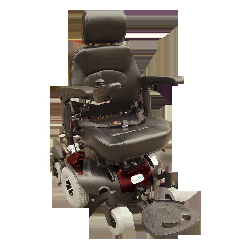 silla de ruedas electrica izzygo